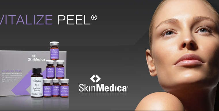 Vitalize Chemical Peel