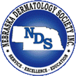 Nebraska Dermatology Society logo