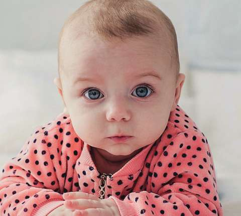 Infantile hemangiomas (strawberry birthmarks)