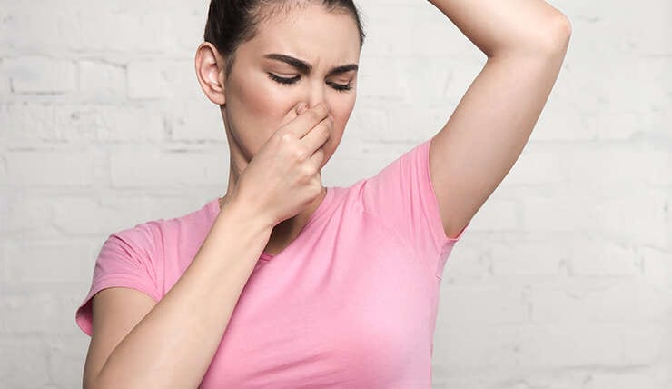 Body Odor Causes